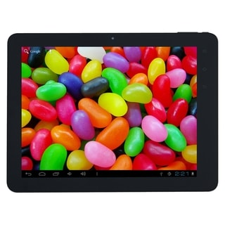 "Supersonic Matrix MID SC-97JB 8 GB Tablet - 9.7"" - Wireless LAN - All"