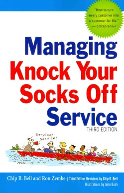 Managing Knock Your Socks Off Service (Paperback)