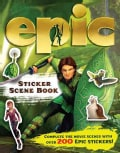 Epic Sticker Scene Book (Paperback)