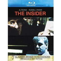 The Insider (Blu-ray Disc)