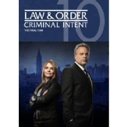 Law & Order Criminal Intent: Season 10 (DVD)