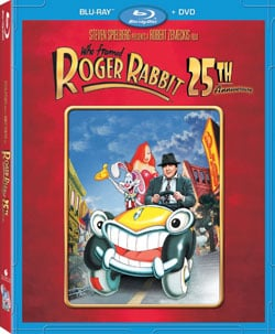 Who Framed Roger Rabbit (25th Anniversary Edition) (Blu-ray/DVD)