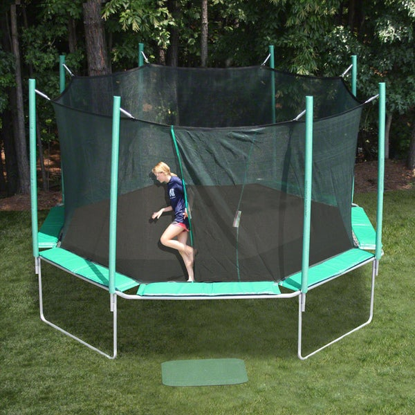 Sportstramp Extreme 16 Foot Octagon Trampoline With