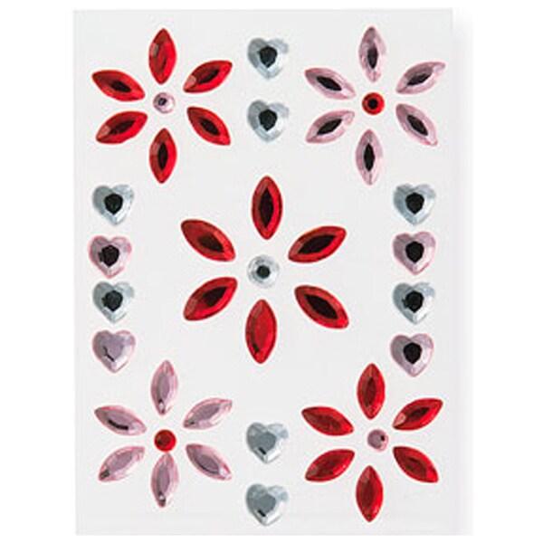 Martha Swetart Valentine Gemstones-Hearts