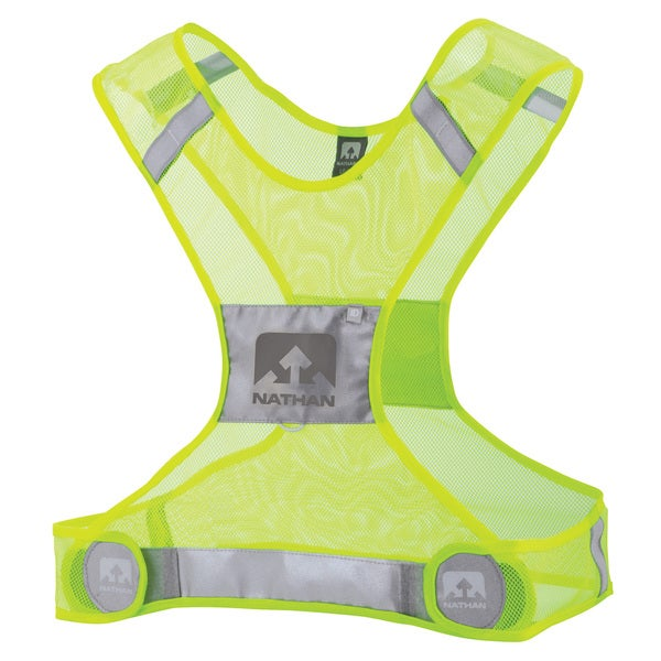 Nathan Sports Streak Reflective Vest