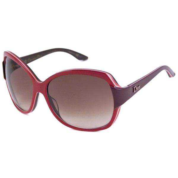 Christian Dior Women's Dior Zaza 1 Rectangular Sunglasses