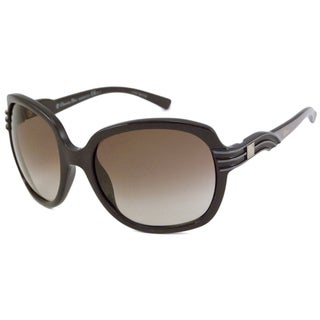 Christian Dior Women's Dior Zerline Rectangular Sunglasses