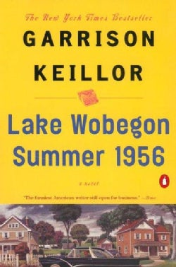 Lake Wobegon Summer 1956 (Paperback)