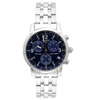 Tissot Men's T17158642 Stainless Steel T-Sport Chronograph Watch