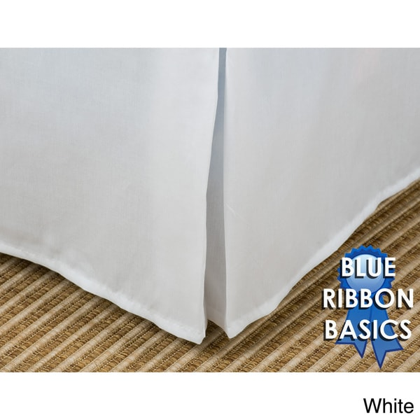 Blue Ribbon Collection 15, 18 or 21-inch Drop Bedskirt (As Is Item)