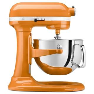KitchenAid RKP26M1XTG Tangerine 6-quart Pro 600 Bowl-Lift Stand Mixer (Refurbished)