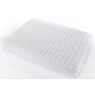 Sharper Image Memory Foam Mattress Pad