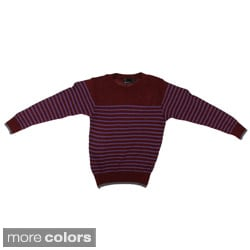 American Apparel Toddler Knit Stripe Crew Neck Sweater
