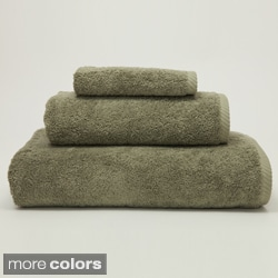 Authentic Plush Soft Twist Hotel and Spa Turkish Cotton 3-piece Bath Combo Set