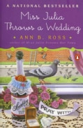 Miss Julia Throws a Wedding (Paperback)