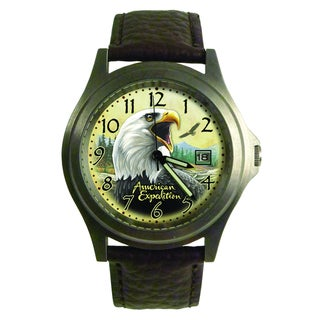 American Expedition Bald Eagle Wrist Watch