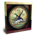 American Expedition Mallard Wall Clock
