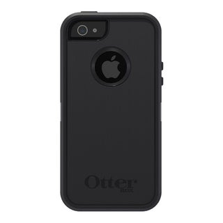 OtterBox Apple iPhone 5 Black Defender Case