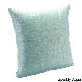 Sparkly Accent Pillow