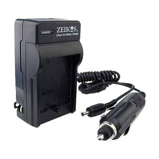 Zeikos ZE-CHLPE5 Travel Battery Charger
