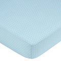 Sweet JoJo Designs Mini Dot Fitted Crib Sheet