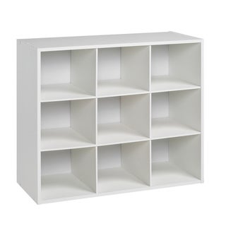 Black & Decker White 9 Compartment Organizer