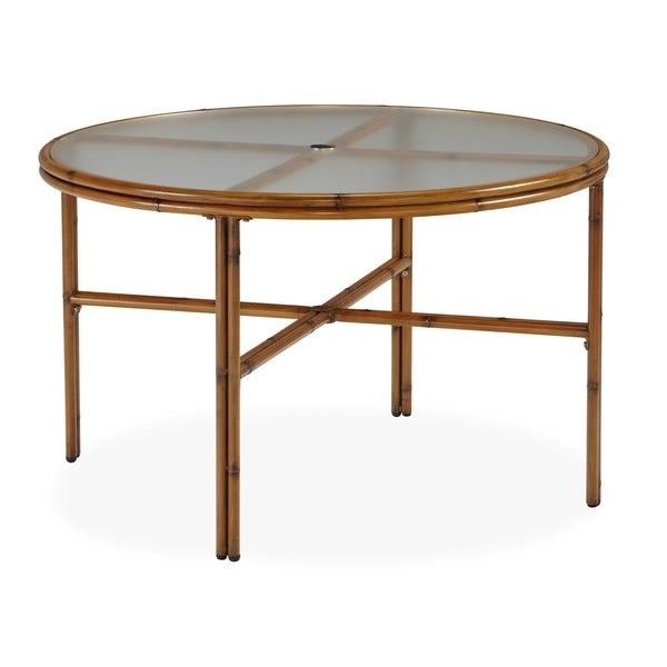 Bimini Jim 48-Inch Round Dining Table