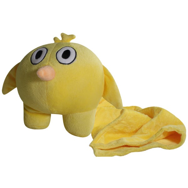 Buddies Petite Chicken 7-inch Plush Toy with Blanket