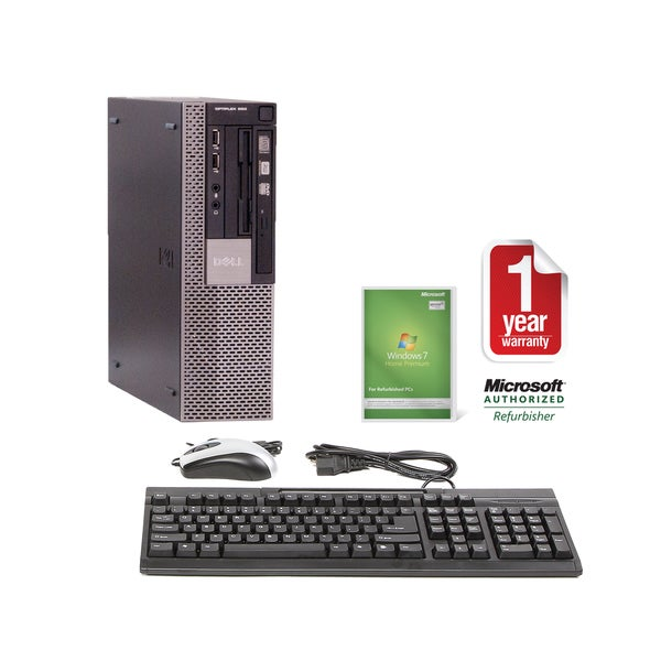 Dell OptiPlex 960 3.0GHz 160GB SFF Computer (Refurbished)