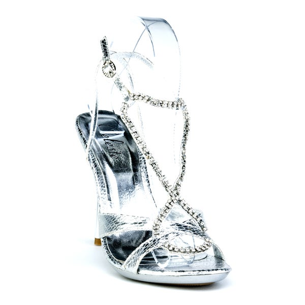 Celeste Women's 'Honey' Formal Strappy Heels