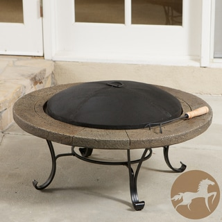 Christopher Knight Home Admiral Round Fire Pit