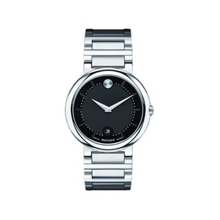 Movado Men's Stainless Steel 'Concerto' Watch