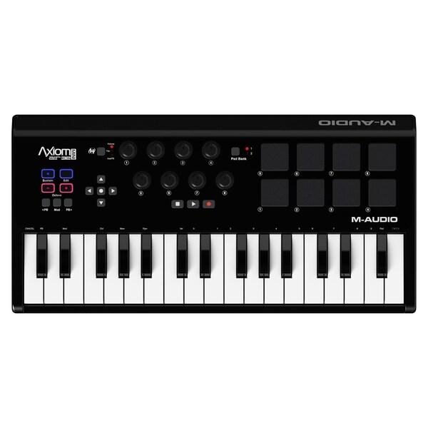 M-Audio Axiom A.I.R. Mini 32 - Premium Keyboard and Pad Controller