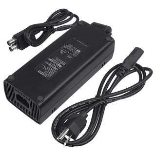 BasAcc AC Power Adapter for Microsoft xBox 360 Slim