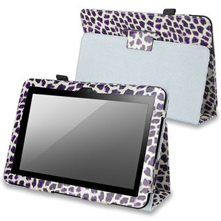 BasAcc Leather Case with Stand for Amazon Kindle Fire HD 8.9-inch