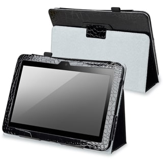 BasAcc Leather Case with Stand for Amazon Kindle Fire HD 8.9