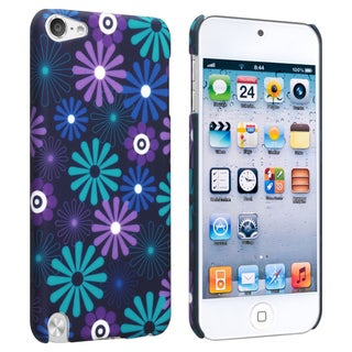 BasAcc Flower Rear Style 31 Case for Apple iPod Touch 5th Generation
