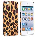 BasAcc Brown Leopard Rear Case for Apple iPod Touch 5th Generation