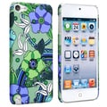 BasAcc Flower Rear Style 25 Case for Apple iPod Touch 5th Generation