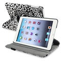 BasAcc Leopard 360-degree Swivel Leather Case for Apple iPad Mini