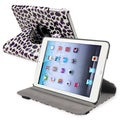 BasAcc Leopard 360-degree Leather Case for Apple iPad Mini 1/ 2 Retina Display