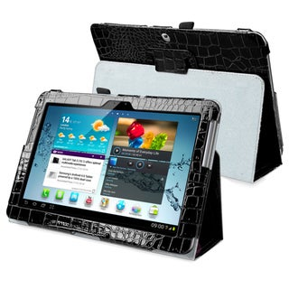 BasAcc Leather Case with Stand for Samsung� Galaxy Tab 2 10.1 P5100