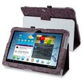 BasAcc Leather Case with Stand for Samsung Galaxy Tab 2 10.1 P5100