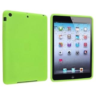 BasAcc Green Silicone Case for Apple iPad Mini 1/ 2 Retina Display