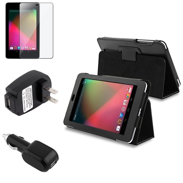 INSTEN Phone Case Cover/ Protector/ Chargers for Google Nexus 7