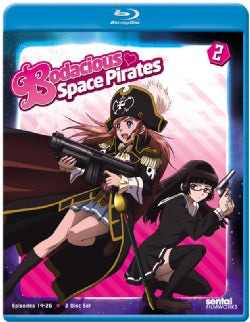 Bodacious Space Pirates: Collection 2 (Blu-ray Disc)