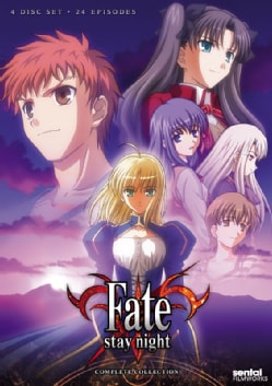 Fate/Stay Night: Complete Collection (DVD)