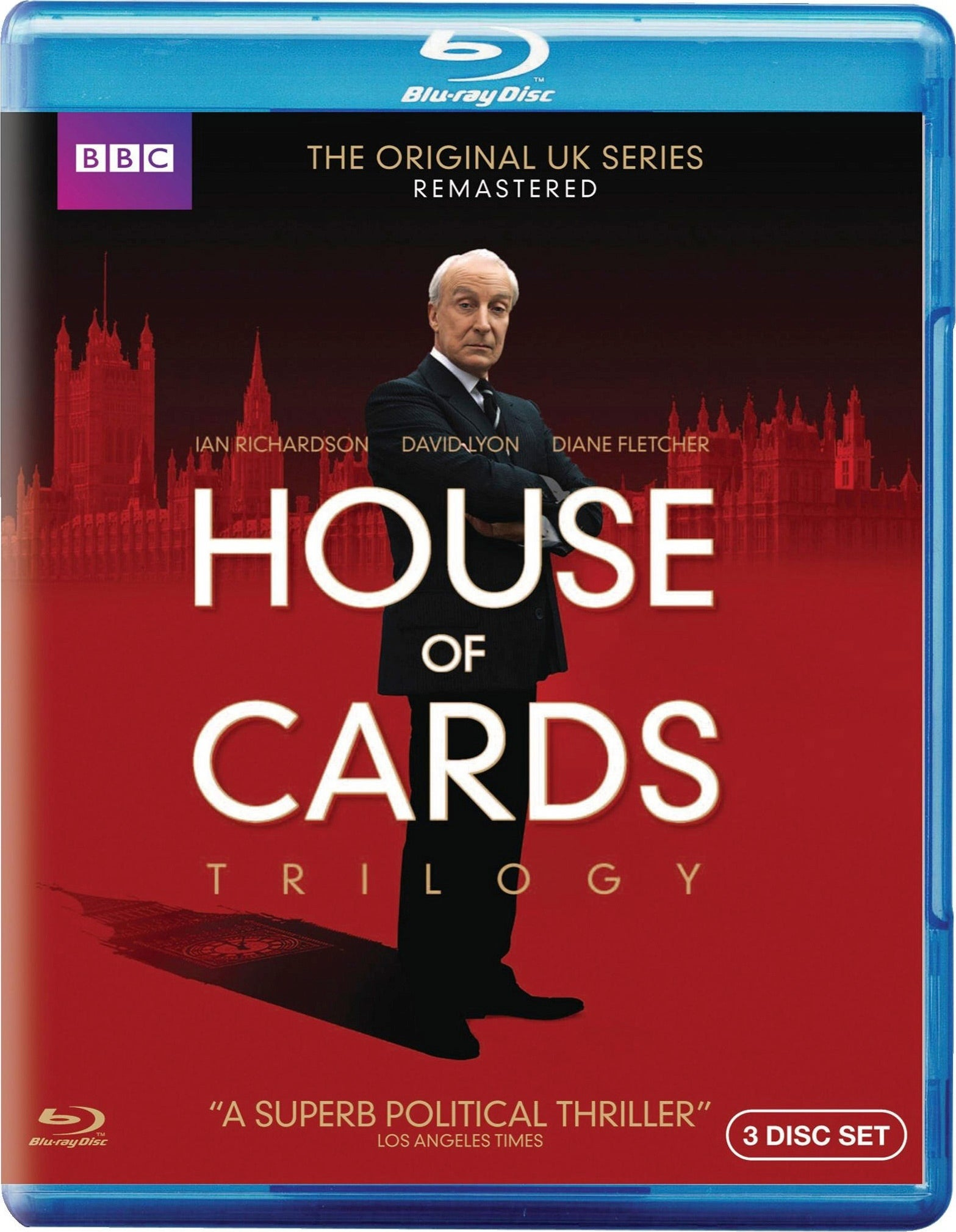 House of Cards Trilogy (Blu-ray Disc)