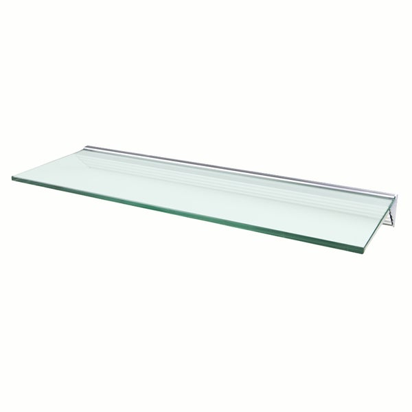 Glacier Opaque Glass Shelf Kit (Pack Of 4)