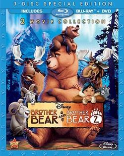 Brother Bear/Brother Bear 2 (Blu-ray/DVD)